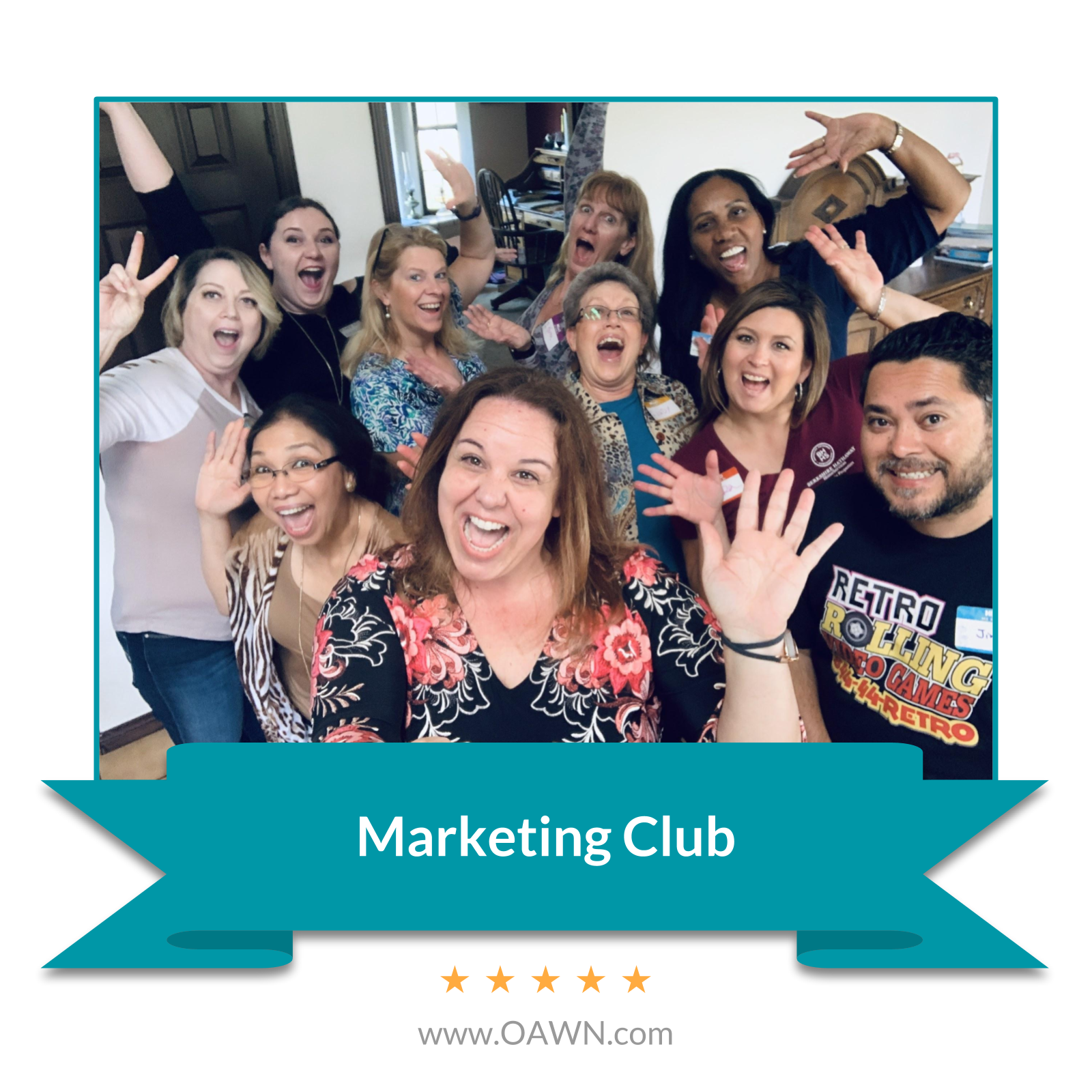 Join Us For Marketing Club